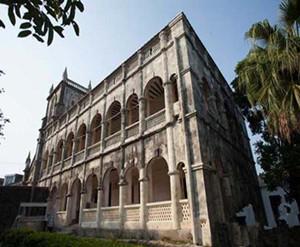 法式天主教堂